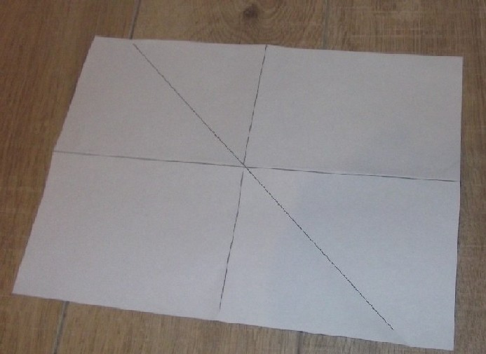 Why can't paper creases ever be undone?
